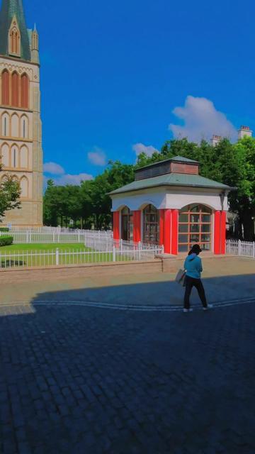 小时代拍摄地,上海最美的英伦小镇,门票免